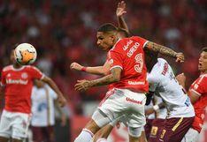 """Guerrero fue elogiado por Musto, su compañero en el Internacional: """"Con sus años, es determinante"""""""