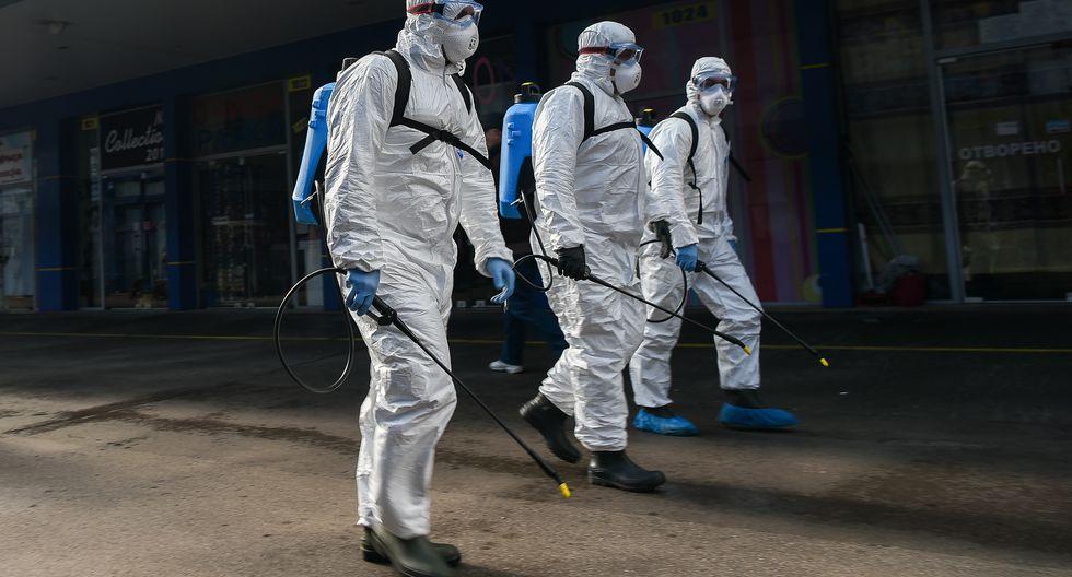 El Covid-19 es ya una epidemia. (Foto: NIKOLAY DOYCHINOV / AFP)