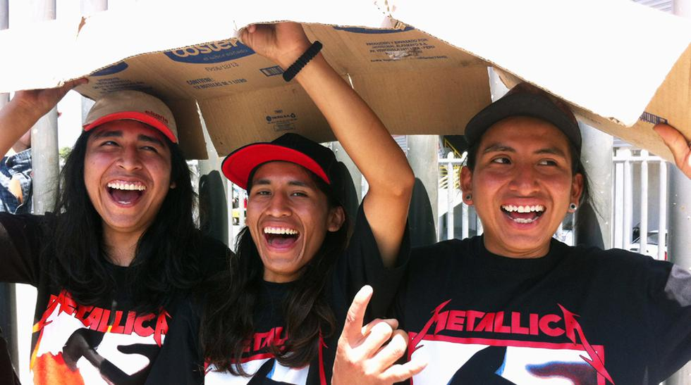 Metallica: así esperan los fans del grupo el show de esta noche - 1
