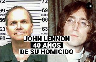 40 años de asesinato de John Lennon