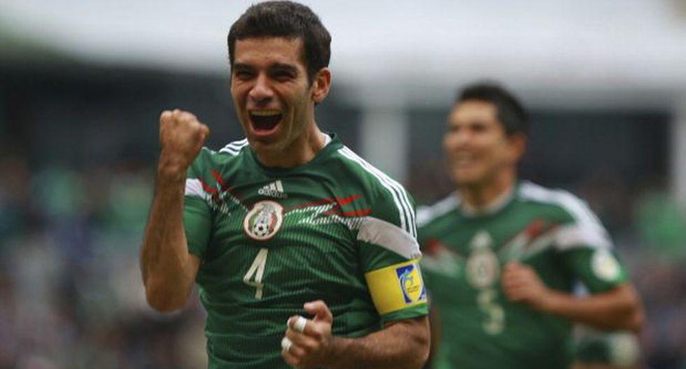 Rafael Márquez se mostró feliz por volver a Barcelona