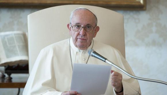 Papa Francisco durante la Audiencia General, Ciudad del Vaticano. (Foto: EFE / EPA / VATICANO/ Archivo).