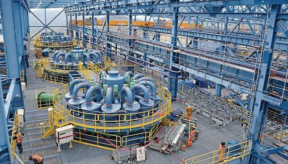 El cobre de Las Bambas llega a China, preocupa precio del metal