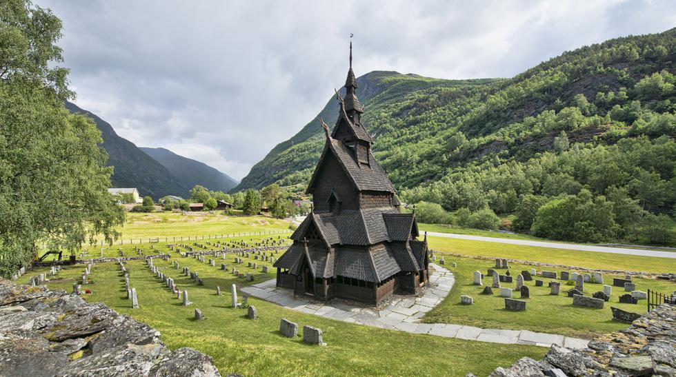 Las ocho iglesias con los diseños más llamativos del mundo - 1