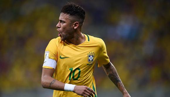 Selección brasileña y Barcelona en disputa por Neymar