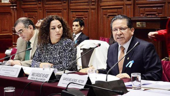 Ministerio Público pide S/485 mlls. adicionales para el 2017
