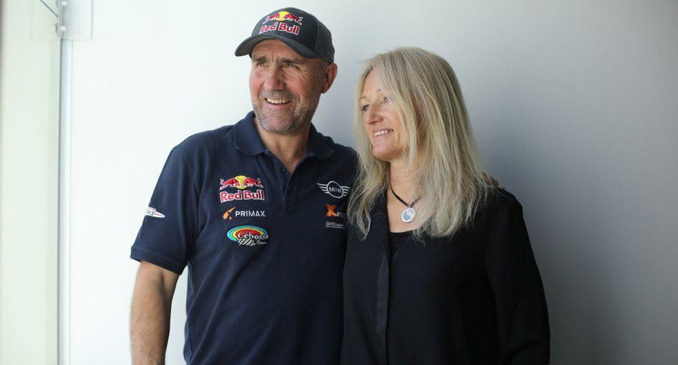 Stéphane Peterhansel conversó con El Comercio y espera que organización del Dakar 2020 ayude a los pilotos sudamericanos para que vayan a Arabia Saudí. (Foto: Marco Antonio Ramón)
