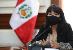 Voto de confianza: a qué hora se presenta hoy el Gabinete de Mirtha Vásquez ante el Congreso