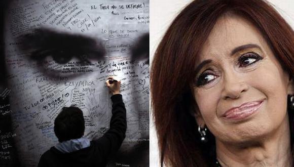 "Cristina Fernández: ""Cerati y Spinetta, ídolos populares"""