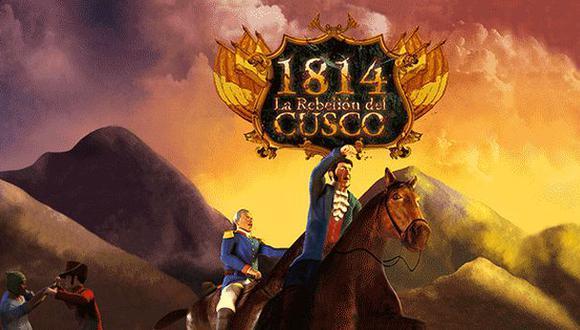 Realizan videojuego sobre la rebelión de Cusco de 1814