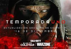 Call of Duty: Black Ops Cold War | Todas las novedades de la Temporada 1 del videojuego | VIDEO