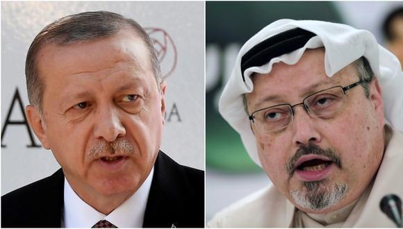Jamal Khashoggi: Turquía compartió grabaciones del asesinato de periodista con otros países (Foto: EFE/AP)