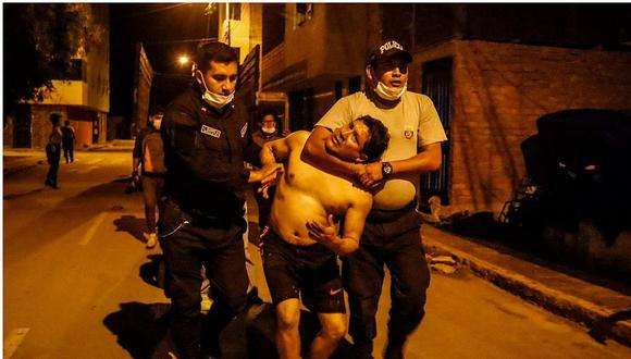 La Ley de Protección Policial también incluye a miembros de las Fuerzas Armadas. (Foto: GEC)