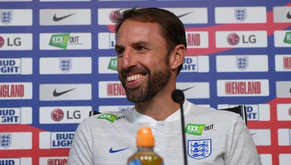 Gareth Southgate quedó en el cuarto lugar del Mundial Rusia 2018 (Foto: Reuters).