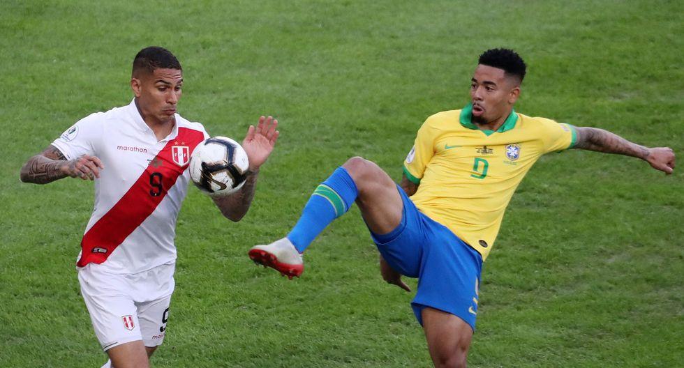 Perú vs. Brasil: mejores imágenes del partido. (Foto: AFP)