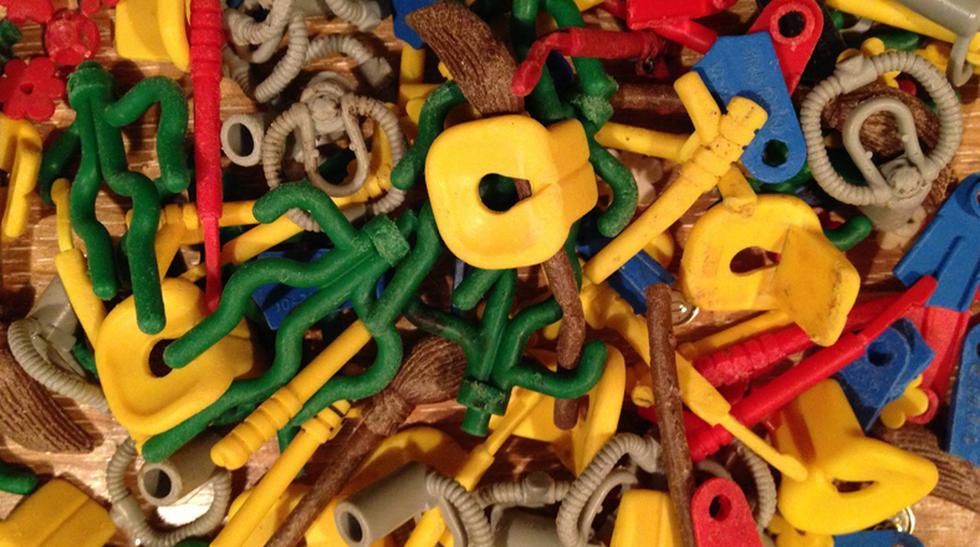 [Fotos] A esta playa las piezas de Lego llegan desde el mar - 3