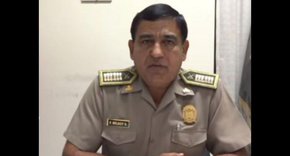 Chincha: reincorporan a jefe policial investigado por negociado