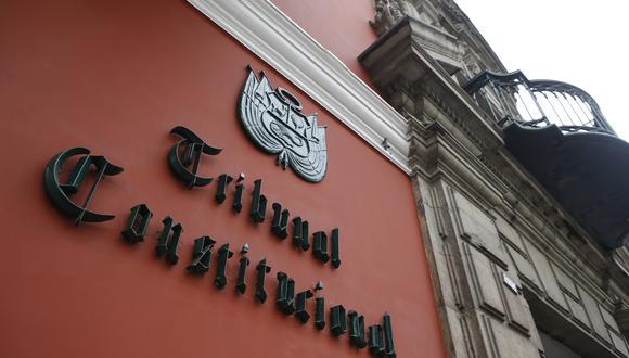 El Congreso de la República pondrá a votación las candidaturas presentadas por la comisión especial encargada de seleccionar a los miembros del Tribunal Constitucional este lunes 30. (Foto: GEC)