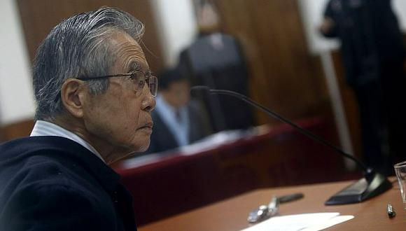 Alberto Fujimori agradece a seguidores por pedir su libertad