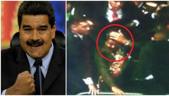 """Maduro sobre ataque en desfile: """"Me prepararon una emboscada"""""""
