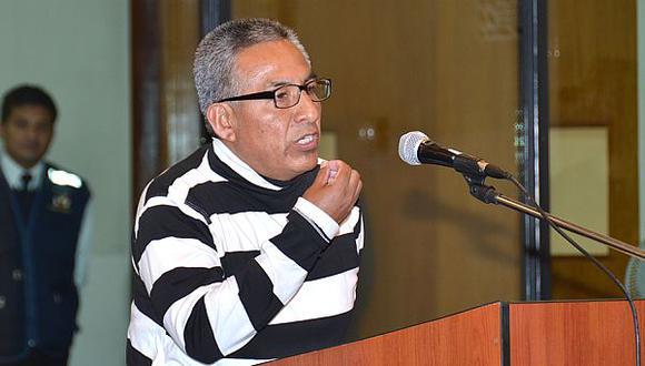 """""""Artemio"""" fue condenado en primera instancia en junio del 2013 a la pena de cadena perpetua por el colegiado C de la Sala Penal Nacional, que lo halló culpable de los delitos de terrorismo, narcotráfico y lavado de activos. (Fot"""
