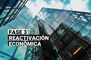 Fase 3 de la reactivación económica: ¿Qué actividades están autorizadas?