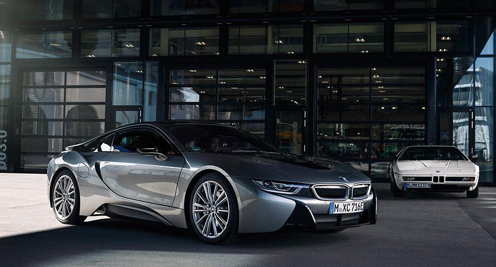 Luego de 6 años en el mercado, el BMW i8 llegará al fin de su producción. Se vendieron más de 20 mil unidades desde su llegada. (Fotos: BMW).