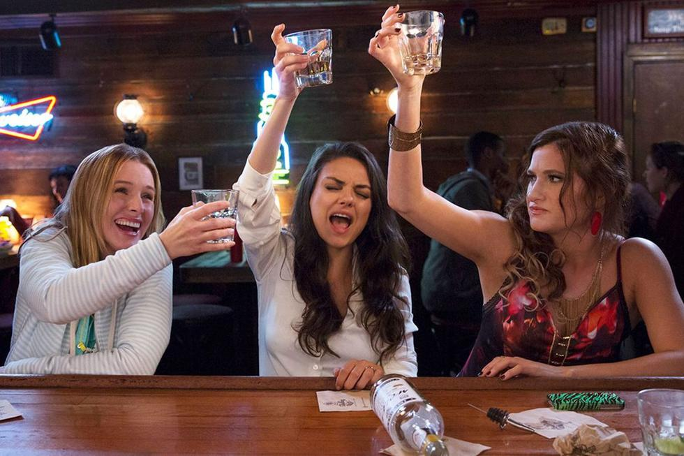"""The actress starred in the comedy """"Bad Moms"""" (2016) with Mila Kunis and Kathryn Hahn about a group of housewives who have a night of unbridled fun.  The film was popular enough to have a sequel, """"A Bad Moms Christmas"""", in 2017. (Source STX Entertainment)"""