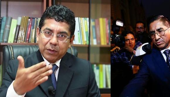 Martín Hurtado y César Hinostroza son implicados en nuevo informe de Los Cuellos Blancos.