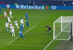 Cristiano Ronaldo casi anota: Ramsey le quitó gol al portugués tras blooper del arquero de Lokomotiv [VIDEO]