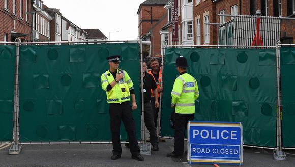 Rusia dice que Reino Unido debe pedir disculpas por casos de envenenamiento. (AFP).