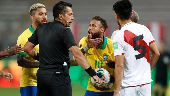 Rivaldo se refirió al polémico triunfo de Brasil ante Perú en Lima | Foto: AFP