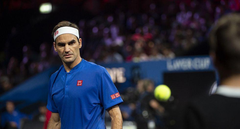 """Federer señaló en un comunicado que el movimiento juvenil por el clima que tiene a la adolescente sueca cara más conocida le produce un gran """"respeto y admiración"""".  (Foto: AFP)"""