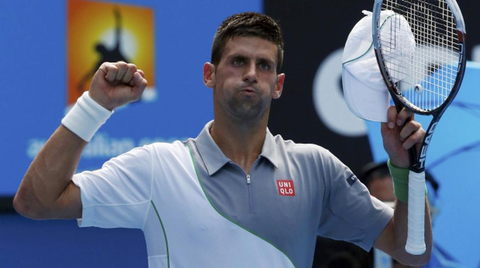 Djokovic y Ferrer avanzan firmes en el Abierto de Australia - 1