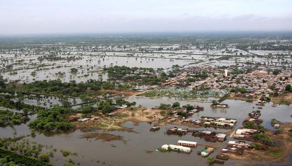 Piura: Paita es la localidad más afectada por las lluvias