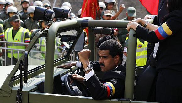 Implican a 30 militares en intento de golpe contra Maduro