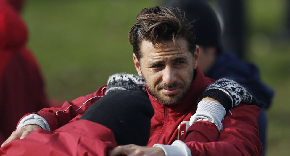 Claudio Pizarro. Con un nivel relativamente bueno en Alemania. No ha vuelto a ser convocado desde el 2016. (Foto: AFP)