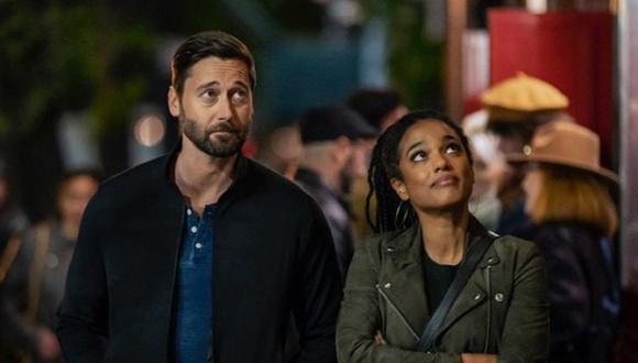 """¿Qué pasará con Max y Helen en la cuarta temporada de """"New Amsterdam""""? (Foto: NBC)"""
