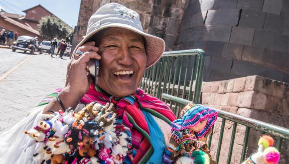 El objetivo del proyecto de Red Dorsal es llegar con servicios de Internet de alta velocidad a las comunidades rurales. La idea es que sea un soporte para la telefonía móvil.