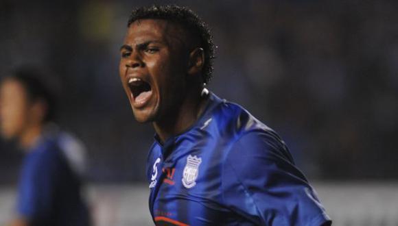 Marlon de Jesús participó en 27 partidos de El Nacional este 2020. (Foto: AFP)