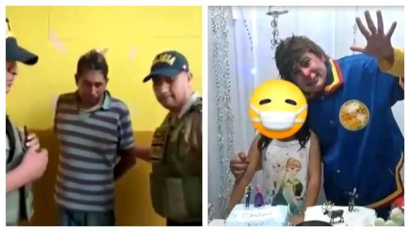 Juan Pablo Castro Carhuanina de 34 años fue puesto a disposición del Ministerio Público al ser acusado de intentar secuestrar a niño (Captura: América Noticias)