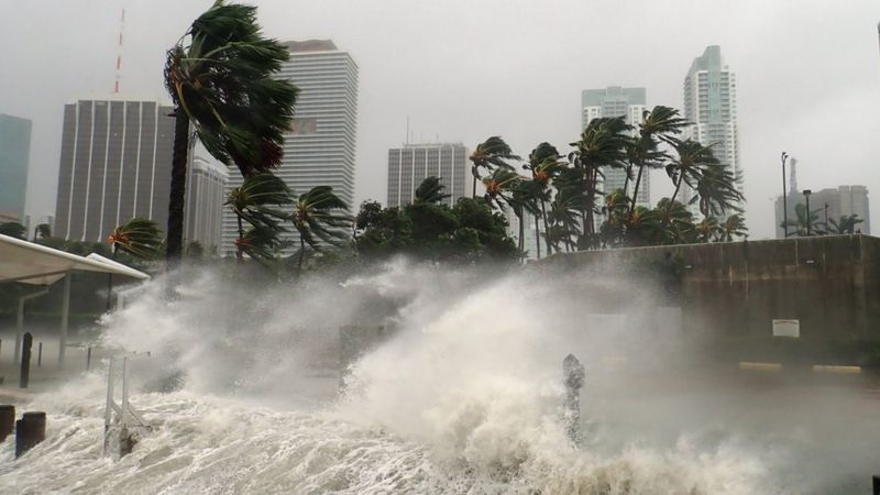Climate change makes coastal areas more vulnerable.