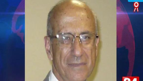 Falleció Julio Estremadoyro, director periodístico de Panamericana Televisión. (Captura: 24 Horas)