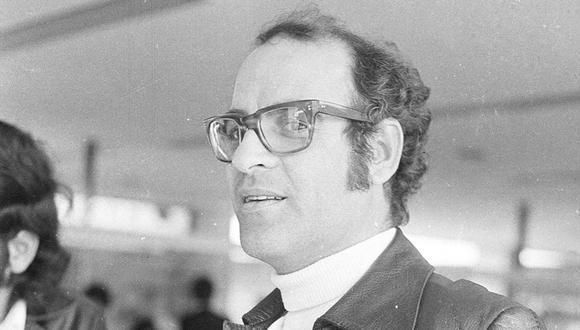 En 1973 Quino hizo una breve escala en el aeropuerto Jorge Chávez. Foto: GEC Archivo Histórico