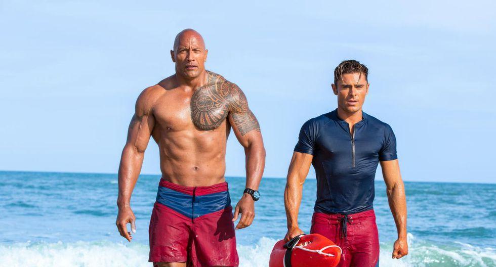 """""""Baywatch: Guardianes de la bahía"""" - 9 de noviembre. (Foto: Netflix)"""