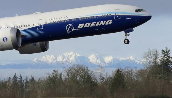 Boeing anunció que incluyó en sus cuentas de gastos adicionales unos US$ 9,200 millones suplementarios. (Foto: AP)