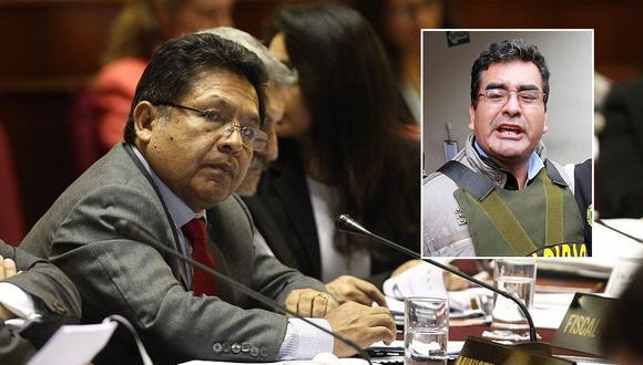 Ramos Heredia rechaza investigar a Álvarez por enriquecimiento