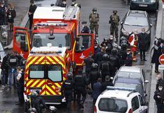 """Charlie Hebdo: autoridades francesas investigan ataque como """"acto terrorista"""" y detienen al autor del crimen"""