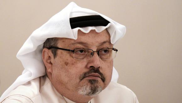 Revelan las escalofriantes últimas palabras entre Jamal Khashoggi y sus asesinos. Foto: AFP