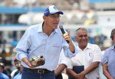 """Vizcarra: """"Responsables del aniego en San Juan de Lurigancho van a pagar"""""""
